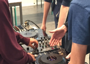 Workshop DJ door TAPE Nederland